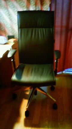 椅子が呼んでいた