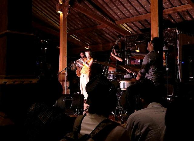 Jazz Market Live in Bali