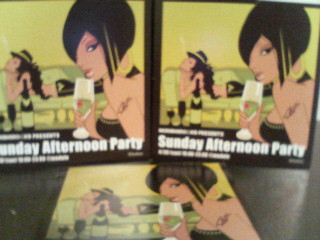 4/30Sunday Afternoon Party